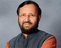 Hon. Shri Prakash Javadekar, Minister of HRD, Government of India